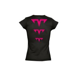 T-Shirt Femme DARK MT4