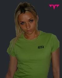 T-Shirt Femme CLASSIC MT4 Kiwi